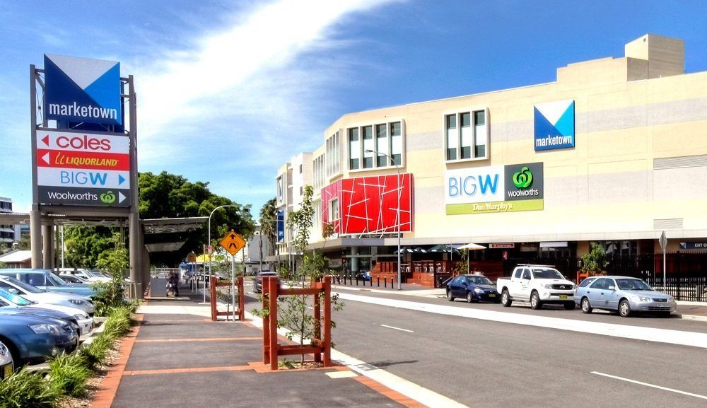 markettown at Newcastle, Australia