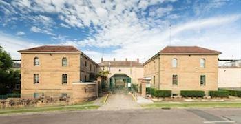 Maitland Gaol, Newcastle, Australia